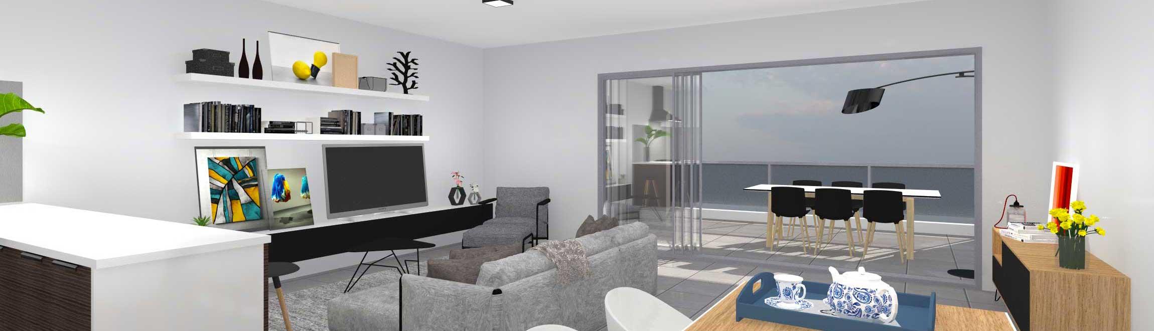 Nouvelle résidence L'Alcyone - Des loyer très attractifs au cœur de Koutio