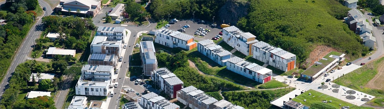 Résidence universitaire - Plus de 600 logements ouverts à tous