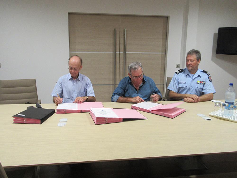 Une nouvelle gendarmerie à Dumbéa d'ici fin 2019