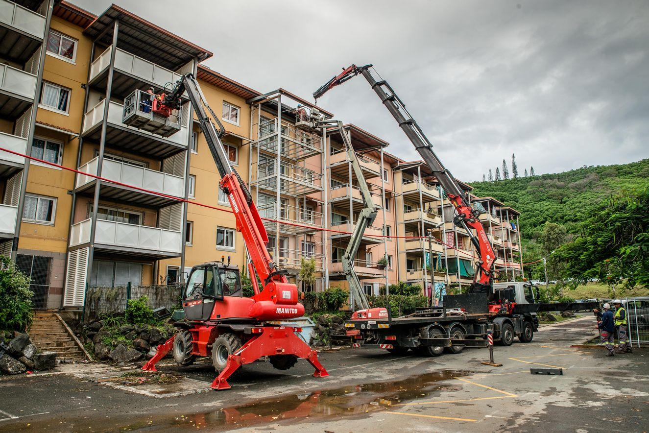 De nouvelles terrasses pour Pierre Lenquette