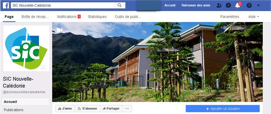 Nouveau : la SIC est sur Facebook