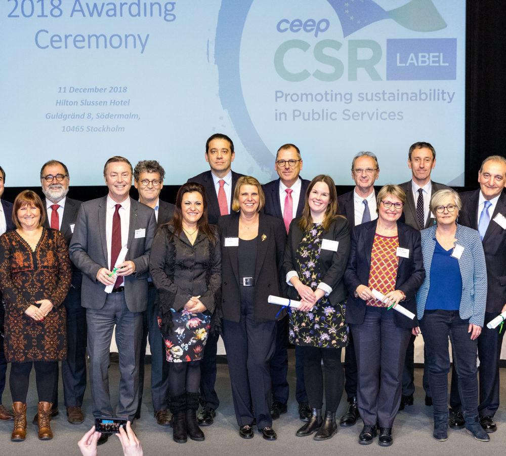 La SIC récompensée pour sonengagement dans la responsabilité des entreprises RSE