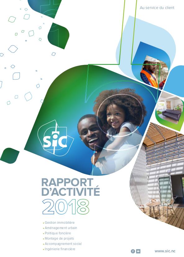 Le rapport d'activité 2018 de la SIC en ligne