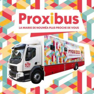 Nouveau  : la SIC vous accueille dans le Proxibus de la Ville de Nouméa pour toutes vos démarches