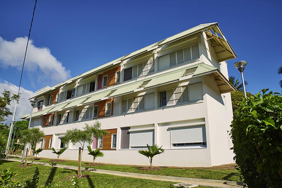 Logements sénior: la résidence N'géa fait peau neuve