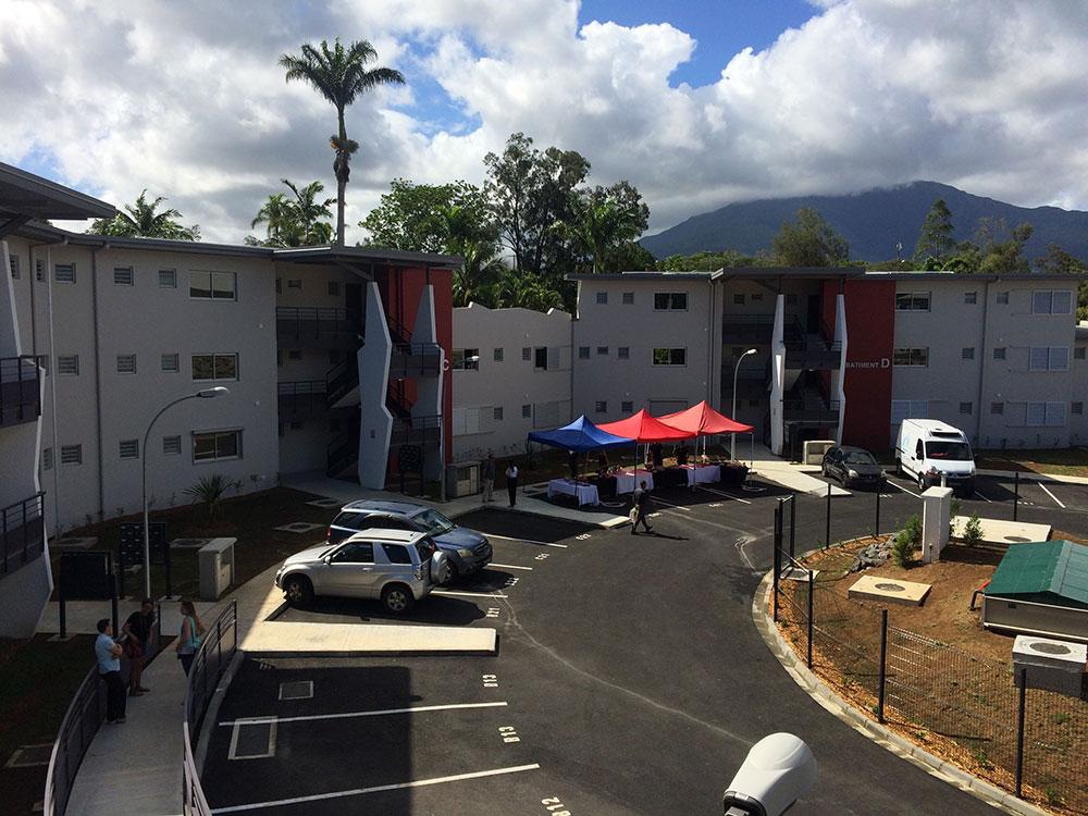 Une nouvelle résidence de la SIC à Païta