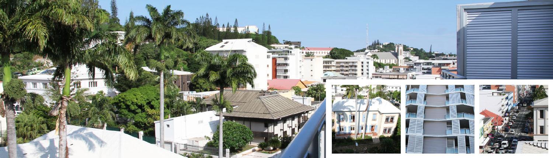 Visitez la résidence Milford - Louez votre appartement en plein coeur du centre ville
