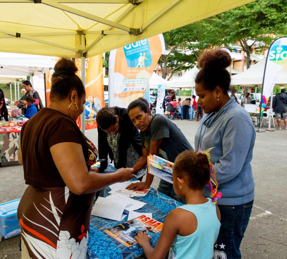 Rendez-vous de l'emploi : 130 participants à Tindu