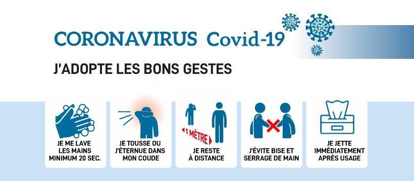 Coronavirus: la SIC maintient son service pour gérer les urgences techniques