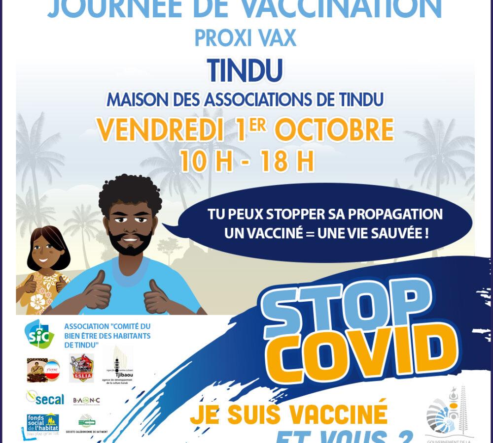 [Covid 19] – La SIC partenaire de l'opération «PROXI VAX» initiée par le Gouvernement
